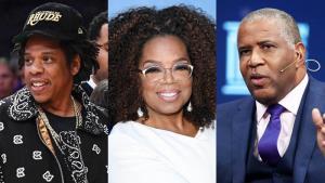 เศรษฐีพันล้าน 607 คนในสหรัฐฯ มีเพียง 5 คน! ที่เป็นผิวดำ