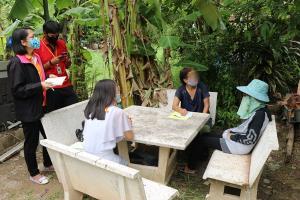 หลายหน่วยงานลงพื้นที่ช่วยเหลือเยียวยาเหยื่อน้าข่มขืนเด็กออทิสติก