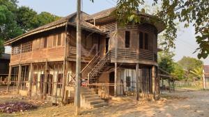 """สยบดรามา โยธาฯ ลำปางยันซ่อม """"บ้านหลุยส์ 114 ปี"""" ยึดแบบเดิม ไม่ซ้ำรอยบ้านโบราณบอมเบย์เบอร์มาแพร่"""