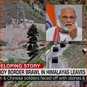 "In Clip: ""โมดี""  ประกาศปกป้องอธิปไตย หลังทหารอินเดียดับระหว่างปะทะกับจีน – สภาสูงเนปาลอนุมัติ ""แผนที่ประเทศใหม่"" ควบรวมดินแดนในอาณัติอินเดีย"