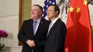 'สหรัฐฯ-จีน' หารือระดับสูงกู้สัมพันธ์ ไม่ทันไร 'ปักกิ่ง' กร้าวตอบโต้ กม.แซงก์ชันมะกัน
