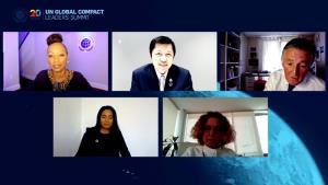 'ศุภชัย เจียรวนนท์' กระตุ้นธุรกิจ-คนรุ่นใหม่ ก้าวสู่การพัฒนาที่ยั่งยืน บนเวทีโลกงานประชุมสุดยอดผู้นำด้านความยั่งยืน (UN Global Compact Virtual Leaders Summit 2020)