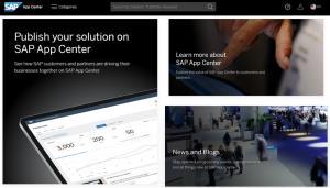 เอสเอพีจุดพลุSAP App Center ให้ลูกค้าค้นหา-ทดลองใช้-ซื้อแอปพลิเคชันของพาร์ทเนอร์ครบวงจร