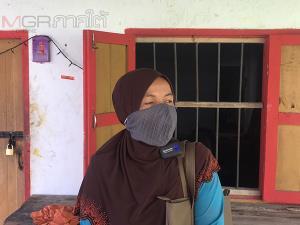 คืบหน้าฆ่ารัดคอสาวใหญ่ที่นราธิวาส เพื่อนบ้านวอน จนท.เร่งจับคนร้ายโดยไว