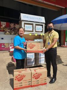 มอนเดลีซ อินเตอร์เนชันแนลเดินหน้าสนับสนุนบุคลากรทางการแพทย์ และชุมชนในไทยและทั่วโลกเพื่อต่อสู้กับโควิด-19