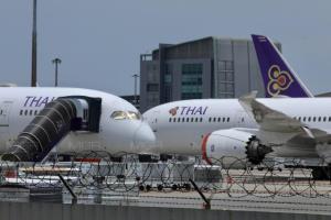 """""""การบินไทย"""" ขึ้นทะเบียน """"ประกันสังคม"""" พนักงาน 2.1 หมื่นราย หลังพ้นรัฐวิสาหกิจ จ่ายกองทุนทดแทน 6.4 ล้าน บ."""