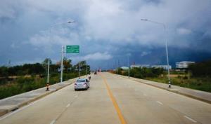 ทช. เปิดใช้ถนนสาย ค ผังเมืองรวมเมืองนครสวรรค์  แก้ปัญหาจราจรติดขัดในเขตเมือง