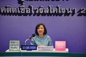 """แนะ """"พ่อแม่"""" เช็กมาตรการ ร.ร.หากกังวลช่วงเปิดเทอม แจ้งผ่าน Thai Stop COVID ได้"""
