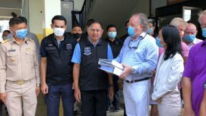 """""""ดีเอสไอ"""" ลุยตรวจโครงการบ้านจัดสรร ใช้นอมินีคนไทยถือครองกรรมสิทธิ์เลี่ยงกฎหมาย"""