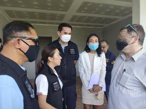 DSI ลงพื้นที่สืบสวนสอบสวนกรณีคนต่างด้าวให้นิติบุคคลไทยเป็นนอมินี ประกอบธุรกิจต้องห้าม