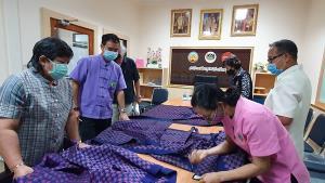 """ลพบุรีจัดประกวดผ้า """"สืบสานอนุรักษ์ผ้าถิ่นไทย ดำรงไว้ในแผ่นดิน"""""""