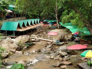 ตรวจสอบด่วน! ร้านอาหาร-คาเฟ่ อ.แม่ริม รุกล้ำแม่น้ำเพียบ