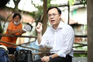 """เด็กเพื่อไทยโวย """"บอร์ดเคหะ"""" จ่อทุบแฟลตคลองจั่นสร้างคอนโดสูง ไม่ผ่านประชาพิจารณ์"""