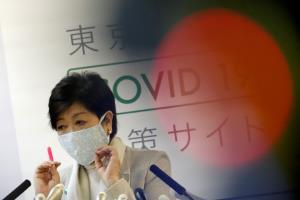 'โตเกียว' พบผู้ป่วยโควิดใหม่ 55 ราย สูงสุดในรอบ 1 เดือนครึ่ง