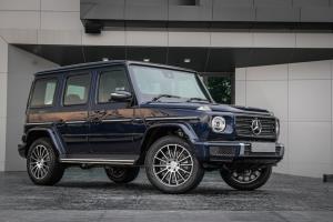Mercedes-Benz เปิดตัว G 350 d Sport เคาะราคา 9,390,000 บาท