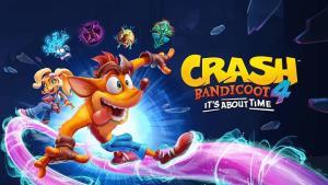 """""""Crash Bandicoot 4"""" ลงคอนโซล PS4/Xbox One ตุลาคมนี้"""