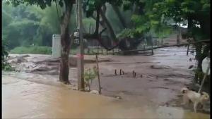 ฝนตกหนักข้ามคืน น้ำป่าทะลักท่วมหมู่บ้านชนเผ่ากะเหรี่ยงลำพูน 30 หลังคาเรือนอ่วม