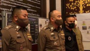 """ตำรวจภาค 5 แถลงจับ """"เฮียช้าง"""" นักธุรกิจจีนเครือข่ายใหญ่ฟอกเงินยาเสพติดบัญชีหมุนเวียนกว่าหมื่นล้าน"""