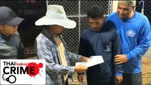 จับพ่อค้าทุเรียนเมืองคอนหนีคดีปลอมเป็นตำรวจดักปล้น จยย.