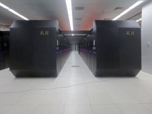 จีนมีซูเปอร์คอมพิวเตอร์ติด 500 อันดับแรกมากที่สุดในโลก