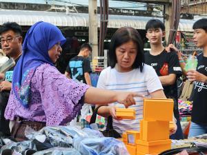 """สมาคมสมาพันธ์ธุรกิจการท่องเที่ยวสงขลา เชิญชวนร่วมกิจกรรม """"เดิน กิน ชิม เที่ยว"""" ถนนคนเดินหาดใหญ่"""