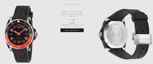"""นาฬิกา """"FNATIC x Gucci"""" ราคา 44,000 บาท"""