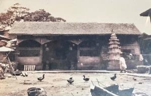 ภาพ - ศาลเจ้าแม่ทับทิมในอดีตประมาณพ.ศ.2513