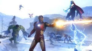 """รวมพล! """"Marvel's Avengers"""" เผยข้อมูลโหมด Co-op บู๊กันสี่คน"""