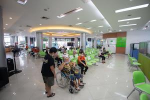 โรงพยาบาลเทศบาลนครอุดรธานี ยกระดับการบริการที่เหนือกว่ามาตรฐาน สู่ความเป็น Healthy City