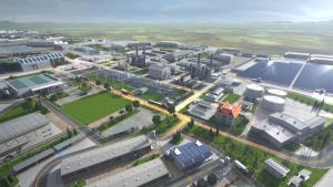 """สกพอ.-BGRIM เซ็นเช่าที่ราชพัสดุฯ ผุดโรงไฟฟ้าไฮบริดป้อน """"สนามบินอู่ตะเภา"""""""