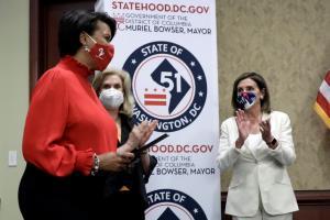 สภาผู้แทนสหรัฐฯ โหวตยกสถานะ 'วอชิงตัน ดี.ซี.' เป็นรัฐที่ 51