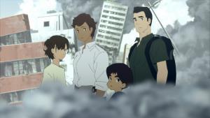 โลกล่มสลายในหนังญี่ปุ่น