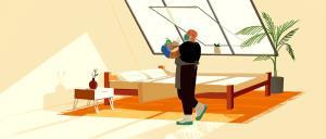 """""""Airbnb"""" เผยที่พักยุค New Normal ความสะอาด-สุขอนามัย มาเป็นอันดับหนึ่ง"""