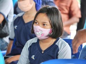 """สงขลาเดินหน้ารณรงค์ """"วันต่อต้านการใช้แรงงานเด็กโลก"""" มุ่งแสดงพลังต่อต้านการใช้แรงงานเด็กในรูปแบบที่เลวร้าย"""