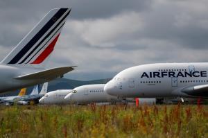 สาหัสถ้วนหน้า! สายการบินแอร์ฟรานซ์เตรียมปรับลดพนักงาน 6,500 คน ฝ่าวิกฤตโควิด-19