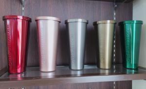 """พกแก้วส่วนตัวได้แล้ว! 1 ก.ค.นี้ """"คาเฟ่อเมซอน-อินทนิล"""" ลด 5 บาท แต่ขอให้ล้างสะอาดแล้ว"""