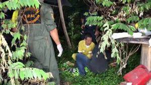 รปภ.หักดิบเหล้าวูบดับในป่าหลังร้านอาหารตามสั่ง ย่านนนทบุรี