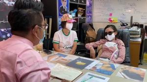 พริตตี้สาวร้องทนายหลังใช้บริการ get win เกือบพิการบริษัทเยียวยาแค่ 5 พัน