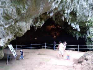 เปิดถ้ำหลวงรับนักท่องเที่ยววันแรก คนประปราย-จนท.กันโควิด-19 เข้มข้น