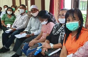"""""""อานนท์"""" ล่องใต้ ขับเคลื่อนนโยบายรวมไทยสร้างชาติ พัฒนาวิสาหกิจชุมชนให้เข้มแข็ง"""