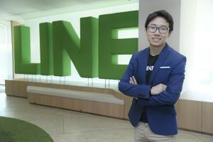 มร.ซินหมิง จ้าว หัวหน้ากลุ่มปฏิบัติการ LINE MAN