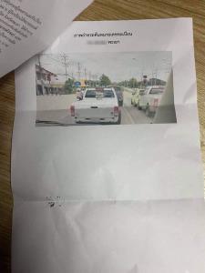 ทำดีเห็นผล! แอบถ่ายกระบะล้อใหญ่-ควันดำ ร้องเรียนขนส่ง ยื่นโนติสเจ้าของรถเสียค่าปรับถึงบ้าน