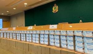 หงายเงิบ!... ฮ่องกงพบหน้ากากอนามัยผลิตในจีนที่ซื้อมากว่า 6 ล้านชิ้น เป็นของปลอม