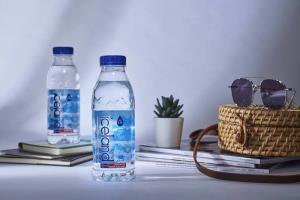 สร้างสมดุลในร่างกายกับน้ำแร่ธรรมชาติ Iceland Spring pH8.88 ขวดใหม่