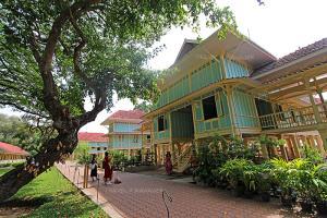 งดงามด้วยสถาปัตยกรรมแบบไทยประยุกต์