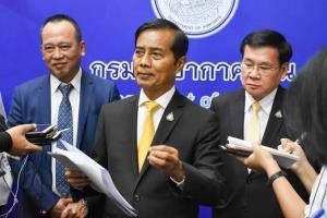 """""""ถาวร"""" แจงงบก่อสร้าง-พัฒนาสนามบินเชื่อมโลก เชื่อมไทยสู่เมืองรอง ลุ้น 9 จว."""
