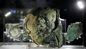 ซาก Antikythera ที่หลงเรือจากเรืออับปาง