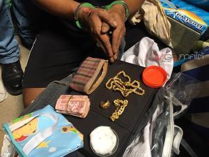 ตร.เมืองลุงตามรวบผู้ต้องหาใช้ปืนยิงหญิงวัย 66 บาดเจ็บ ชิงทองพร้อมเงินสดหลบหนี