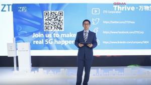 ZTE เน้นพัฒนาเครือข่าย 5G แบบ SA เน้นกลุ่มอุตสาหกรรม