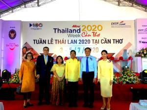 งาน Mini Thailand Week 2020 ณ นครเกิ่นเทอ ประเทศเวียดนาม